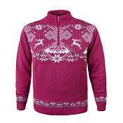Свитер для активного отдыха Kama 2015-16 1093 pink