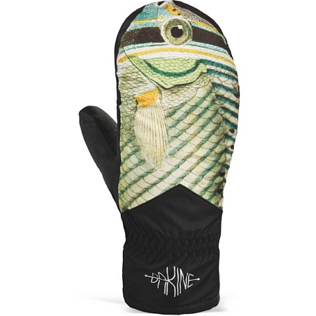 Купить Варежки DAKINE 2015-16 DK TRACER MITT FISHEYE Перчатки, варежки 1218964