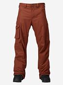 Брюки сноубордическиеОдежда сноубордическая<br>Сноубордические брюки прямого кроя&amp;nbsp;<br> <br> -мембранная ткань Dryride 10000 мм/5000 г/м2<br> -подкладка Taffeta с сетчатым покрытием отводит влагу<br> -утеплитель: THERMOLITE® 40 гр.<br> -проклеенные швы&amp;nbsp;<br> -снегозащитные манжеты с возможностью регулирования<br> -штанины подворачиваются и пристегиваются<br> -пояс с подкладкой из микрофлиса<br> -вентиляционные сетчатые карманы<br> -два задних кармана,карманы для рук, карман на молнии спереди<br><br>Пол: Мужской<br>Возраст: Взрослый