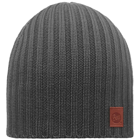 Шапка BUFF KNITTED HATS BUFF MINIMAL GREY CASTLEROCK