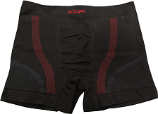 Боксеры Accapi 2019-20 Skin Tech Boxer Black/Red