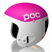 Зимний ШлемВелосипедные шлемы<br>Превосходный модернизированный рейс-шлем Skull Comp сочетает в себе последние разработки систем безопасности.<br><br>Тонкий антишоковый материал multi-impact EPP в комбинации с запатентованной прослойкой из арамидных волокон полностью поглощают энергию ударов. Оптимизировать энергопоглощающие свойства помогают пневматические сотовидные подушечки, сделанные из полиуретана, которые вставлены по всему периметру шлема. <br><br>Горнолыжный спорт развивается и постоянно становится все более экстремальным. Шлем POC сделает все, чтобы свести риск к минимуму!<br><br>Пол: Унисекс<br>Возраст: Взрослый