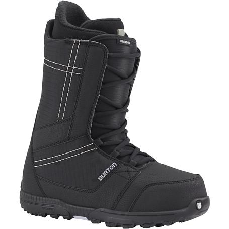 Купить Ботинки для сноуборда BURTON 2017-18 INVADER BLACK, сноуборда, 1209400