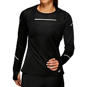 Куртка беговая Asics 2019-20 Lite-Show 2 LS Top Performance Black