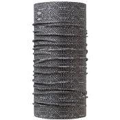 БанданаАксессуары Buff ®<br>Бесшовная бандана из специальной серии Original BUFF®. Надежная защита от ветра, пыли, влаги и ультрафиолета. Контроль микроклимата в холодную и теплую погоду, отвод влаги.Допускается машинная и ручная стирка при 30-40°. Материал не теряет цвет и эластичность, не требует глажки. Original BUFF® можно носить на шее и на голове, как шейный платок, маску, бандану, шапку и подшлемник. Свойства материала позволяют использовать бандану Original BUFF® в любое время года, при занятиях любым видом спорта, активного отдыха, туризма или рыбалки.Размер: на обхват головы 53-62смМатериал: 100% полиэстер, Microfibre<br><br>Пол: Унисекс<br>Возраст: Взрослый<br>Вид: бандана