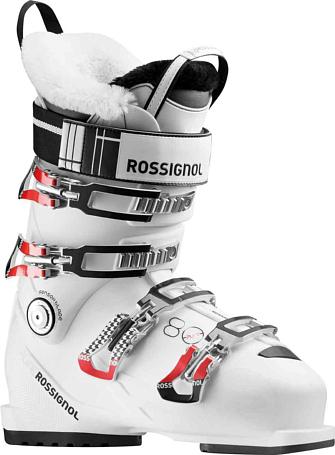 Купить Горнолыжные ботинки ROSSIGNOL 2017-18 PURE 80 WHITE Ботинки горнoлыжные 1363759