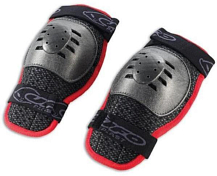 Защита колена NIDECKER 2019-20 Boy Knee Guard Black/Red