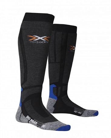 Купить Носки X-Bionic 2016-17 X-SOCKS SKI RIDER B040 / Черный, Носки, 1277680