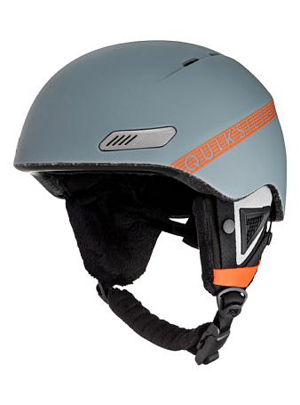 Купить Зимний Шлем Quiksilver 2016-17 BUENA VISTA M HLMT KZE0 QUIET SHADE Шлемы для горных лыж/сноубордов 1309417