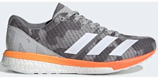 Марафонки Adidas 2019-20 Adizero Boston 8 W Grey Two/Cloud White/Hi-Res Coral