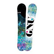 Сноуборд Gnu 2016-17 B-nice Dots Btx