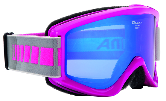 Очки горнолыжные Alpina SMASH 2.0 L40 SMASH 2.0 MM pink/MM blue S2