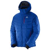Куртка Горнолыжная Salomon 2016-17 Icetown Jkt M Blue Yonder