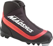Лыжные ботинкиЛыжные ботинки<br>Детский ботинок с возможностью использования в двух размерах &amp;#40; за счет замены стельки&amp;#41;. Удобный вариант для детей и забот родителей.<br>Жесткость: soft<br><br>Пол: Унисекс<br>Возраст: Детский<br>Назначение: combi