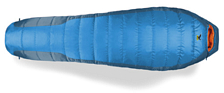 Спальник Salewa Trekking Down Phalcon -1 left polar blue