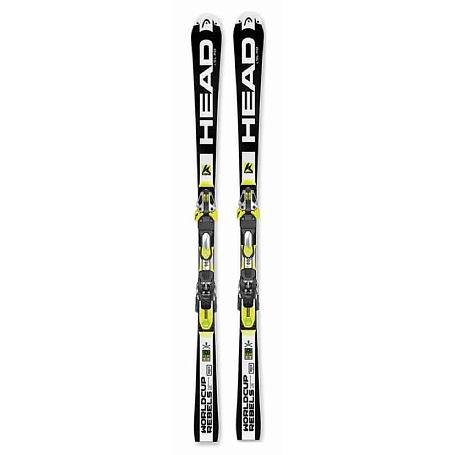 Купить Горные лыжи с креплениями HEAD 2015-16 WC Rebels iSL RD SW Race Plate FIS+FREEFLEX Pro 14 BRAKE 85D black 1206035