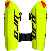 Слаломная защита NIDECKER 2020-21 Adjustable Racing Armguards Neon Yellow