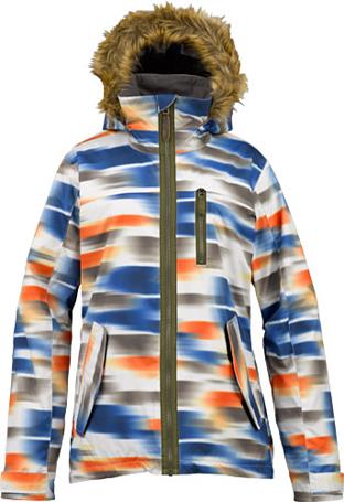 Купить Куртка сноубордическая BURTON 2013-14 WB SCARLET JK MIRAGE Одежда 1021840