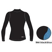 Футболка с Длинным Рукавом Accapi Polar Bear Heavy Weight Long Sleeve Shirt - Men's Black / Blue ()