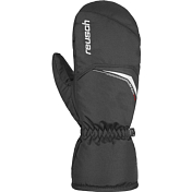 Варежки REUSCH 2018-19 Snow King Mitten black/white