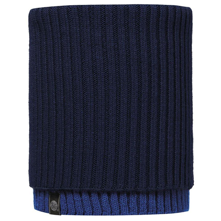Шарф BUFF NECKWARMER BUFF SNUD BLACK IRIS