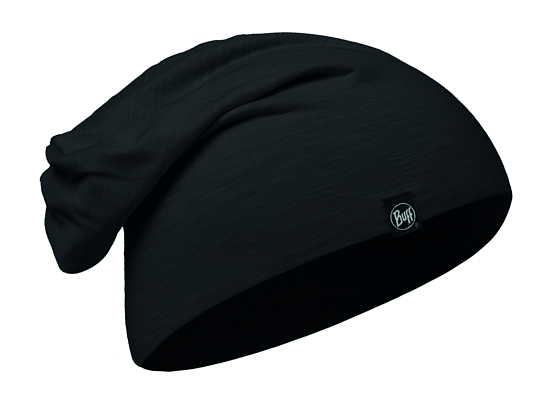 Купить Шапка BUFF Cotton Hat Buff SOLID BLACK Банданы и шарфы ® 1266875