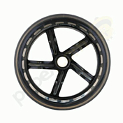 Колесо для самоката TEMPISH 2017 wheels 180x30 mm PU 87A