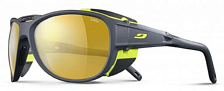 Очки солнцезащитные Julbo 2019 Explorer 2.0 Matt Grey/Green Yellow/Brown