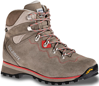 Ботинки Dolomite Saint Moritz Gtx Mud Grey/Coral Red
