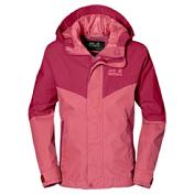 Куртка для активного отдыха Jack Wolfskin 2015 Emerald II Texapore Jkt G rosebud