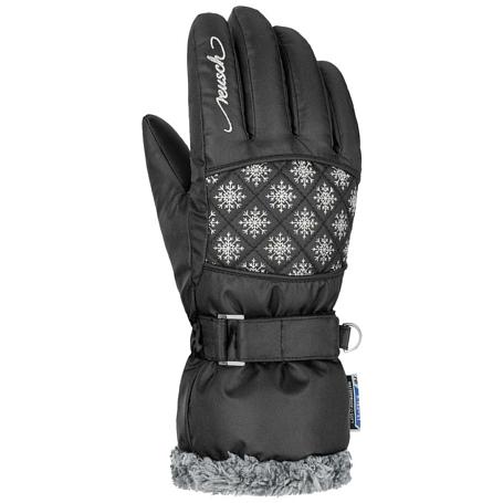 Купить Перчатки горные REUSCH 2017-18 Reusch Tilly R-TEX XT Junior black Перчатки, варежки 1371114