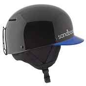 Зимний Шлем Sandbox CLASSIC 2.0 SNOW KIDS LITTLE LEAGUE (GLOSS)