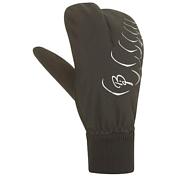 Перчатки беговые Bjorn Daehlie Mittens CLAW Black (черный)