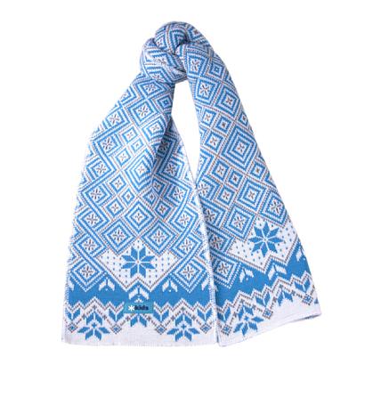 Купить Шарф Kama 2017-18 SB07 white Головные уборы, шарфы 1186678