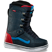 Ботинки для сноуборда VANS 2015-16 HI STANDARD M BLUE/RED