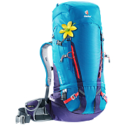 Рюкзак Deuter Guide 40+ SL turquoise-blueberry