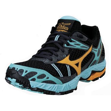 Купить Беговые кроссовки для XC Mizuno 2013 Wave Ascend 7 Ancite/Zinnia/ArubaBlue, Кроссовки бега, 901521