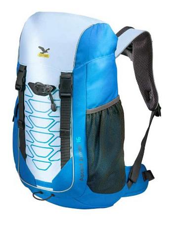Купить Рюкзак Salewa Kids Ascent Junior 16 davos/lightblue Рюкзаки туристические 905125