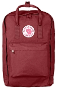 "Рюкзак FjallRaven 2020-21 Kanken Laptop 17"" Ox Red"