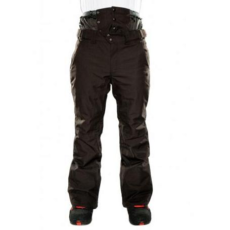 Купить Брюки сноубордические I FOUND 2014-15 DAILYGRIND PANTS BLACK Одежда сноубордическая 1140717