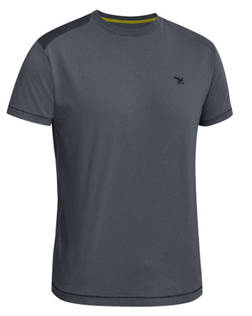 Футболка для активного отдыха Salewa 5 Continents KRAXLN CO M S/S TEE carbon/0600