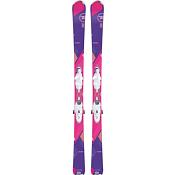 Горные лыжи с креплениями ROSSIGNOL 2015-16 TEMPTATION 80 W/XEL SAPH 110 (RAEET02+RCED055)