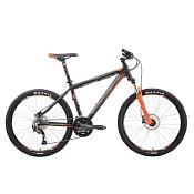 """ВелосипедКолеса 26 (стандарт)<br>Горный любительский велосипед Silverback STRIDE 10 2014. Установленны вилка Suntour XCM HLO 100mm / Lockout, дисковые гидравлические тормоза, а также полупрофессиональное оборудование. Silverback STRIDE 10 2014 прекрасно подойдёт для катания как в городе, так и по пересечённой местности.<br> <br> Рама и амортизаторы<br> <br> Рама6061 Custom Butted Alloy<br> ВилкаSuntour XCM HLO 100mm / Lockout<br> <br> Цепная передача<br> <br> Манетки: Shimano Altus 8 Speed Rapidfire<br> Передний переключатель: Shimano Altus<br> Задний переключатель: Shimano ALIVIO 8/9 Speed<br> Шатуны: Shimano M311 Octalink 22/32/42T<br> Кассета: Shimano HG31 8 Speed,11-32T<br> Педали: VP Components<br> <br> Колеса<br> <br> Обода: Alex MD 17 DoubleWall Alloy<br> Bтулка: Shimano RM35 Center Lock<br> Покрышка: Maxxis Sphinx 26"""" x 1.95<br> <br> Компоненты<br> <br> Передний тормоз: Shimano M395 Hydraulic Disc<br> Задний тормоз: Shimano M395 Hydraulic Disc<br> Грипсы: SBC custom single density<br><br>Пол: Унисекс<br>Возраст: Взрослый"""