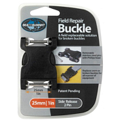 Пряжка Sea To Summit Field Repair Buckle - 25mm Side Release 2 Pin Black