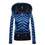 Куртка Горнолыжная Toni Sailer 2016-17 Lotta Splendid Fur Dark Sky