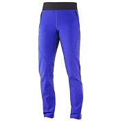 Брюки Беговые Salomon 2016-17 Momemtum Softshell Pant W Bk/ph Vi