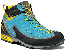 Ботинки для треккинга (Backpacking) Asolo Magnum Gv ML Donkey/Cyan Blue