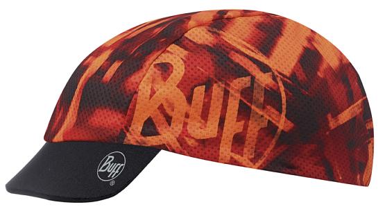 Купить Кепка BUFF CAP PRO NITRIC ORANGE FLUOR - BLACK Банданы и шарфы Buff ® 1185623