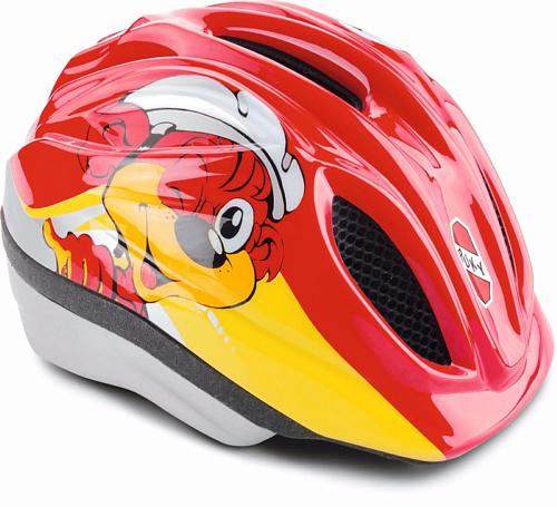 Купить Летний шлем PUKY 2016 PH 1 X/S red Шлемы велосипедные 1326471