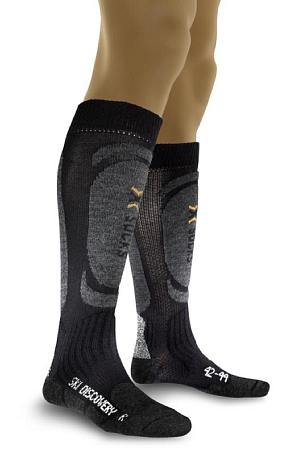 Купить Носки X-Bionic 2016-17 X-SOCKS SKIING DISCOVERY B014 / Черный 1277653